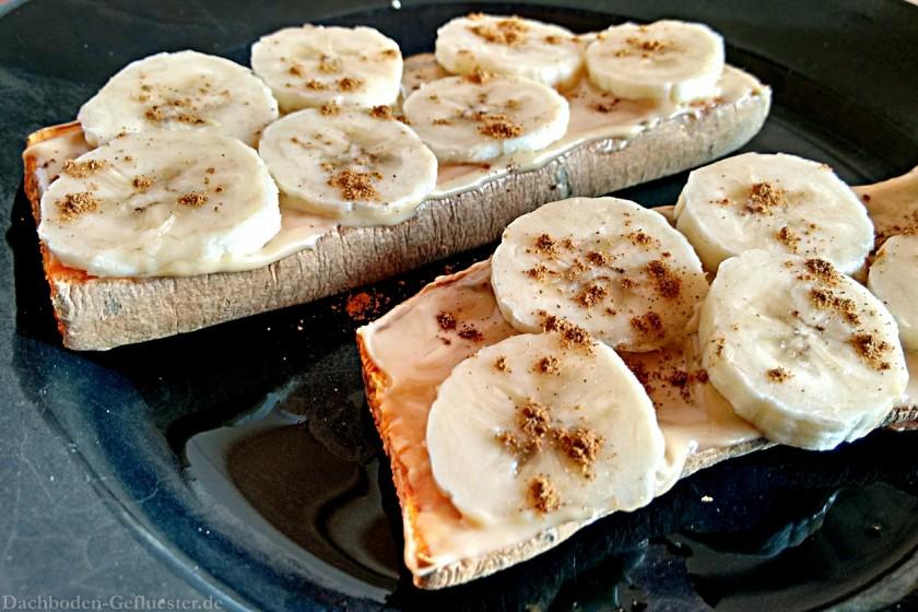 Süßkartoffel-Toast - 4 mit Banane (Beitragsbild)