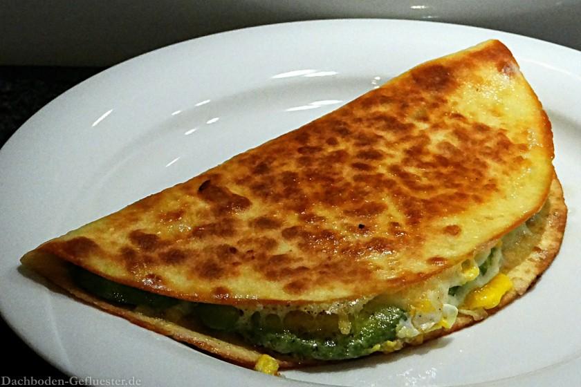 Frühstücks-Quesadillas - Beitragsbild